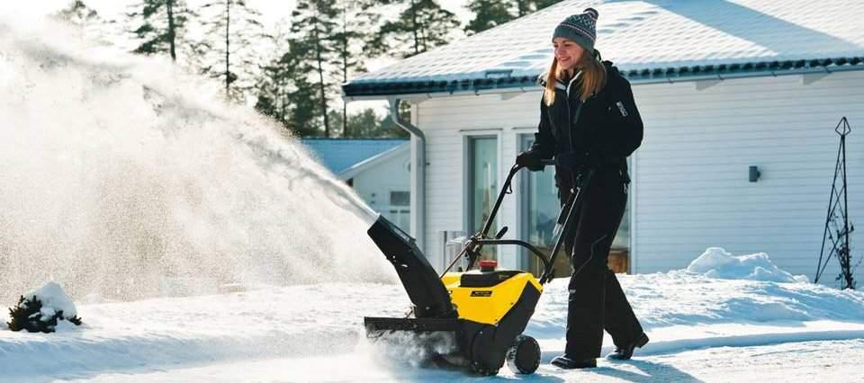 Купить снегоуборщик