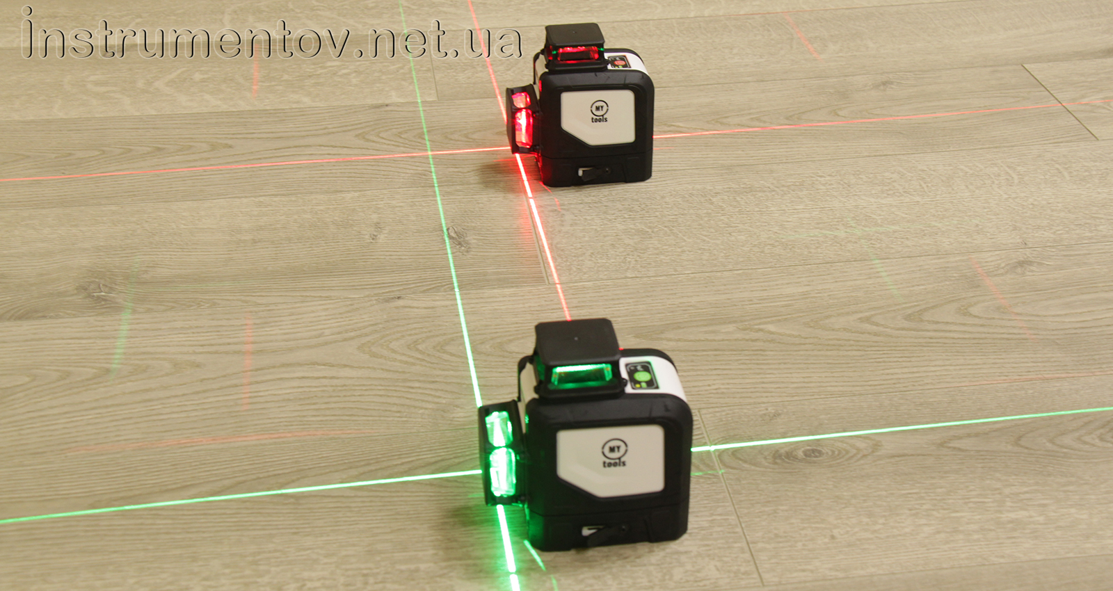 Купить лазерный нивелир My Tools 144-3G-360