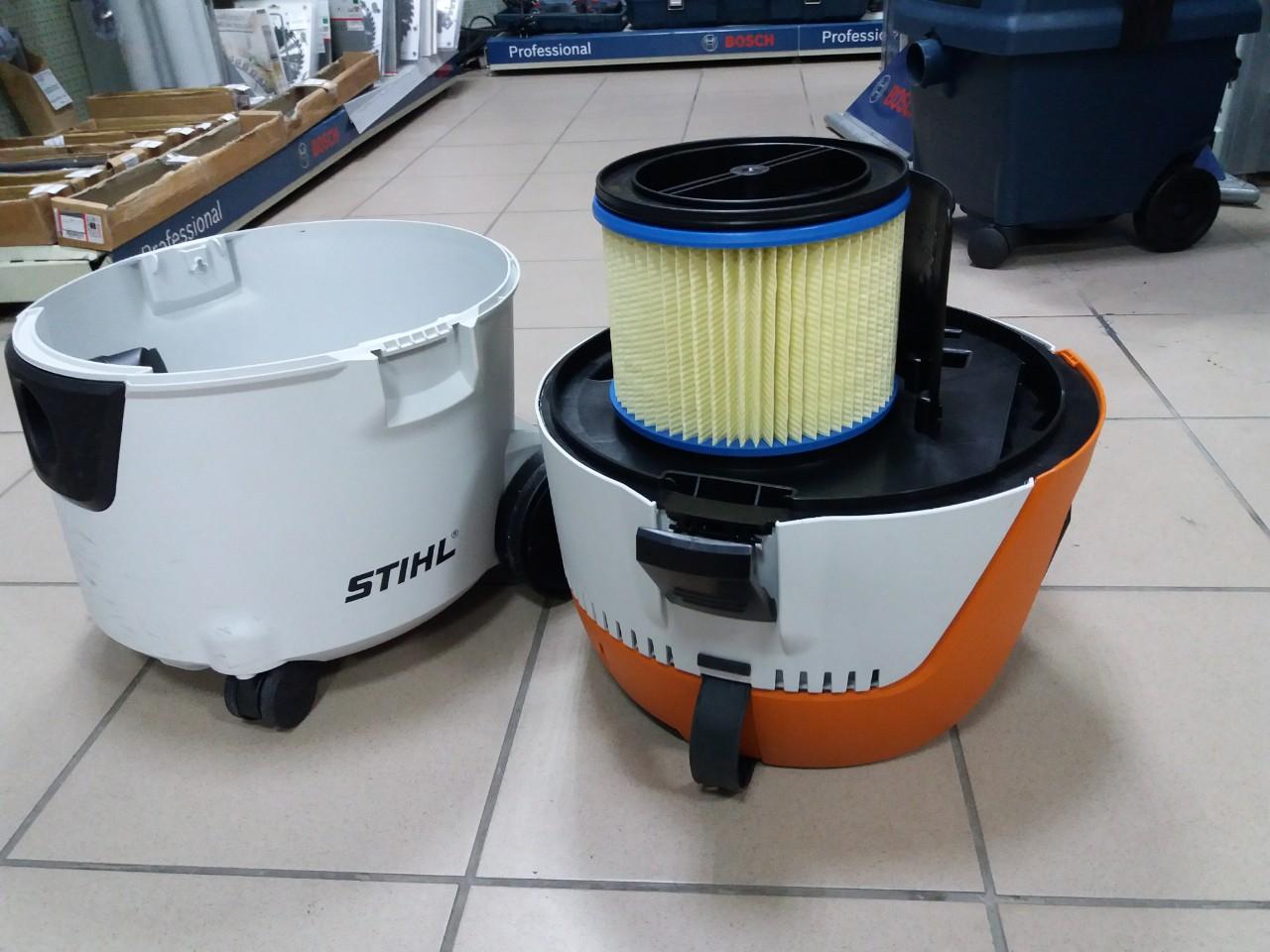 Пылесос Stihl SE 62 E
