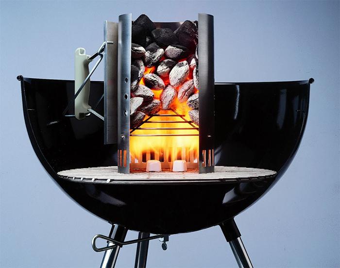 Стартер для розжигания угля
