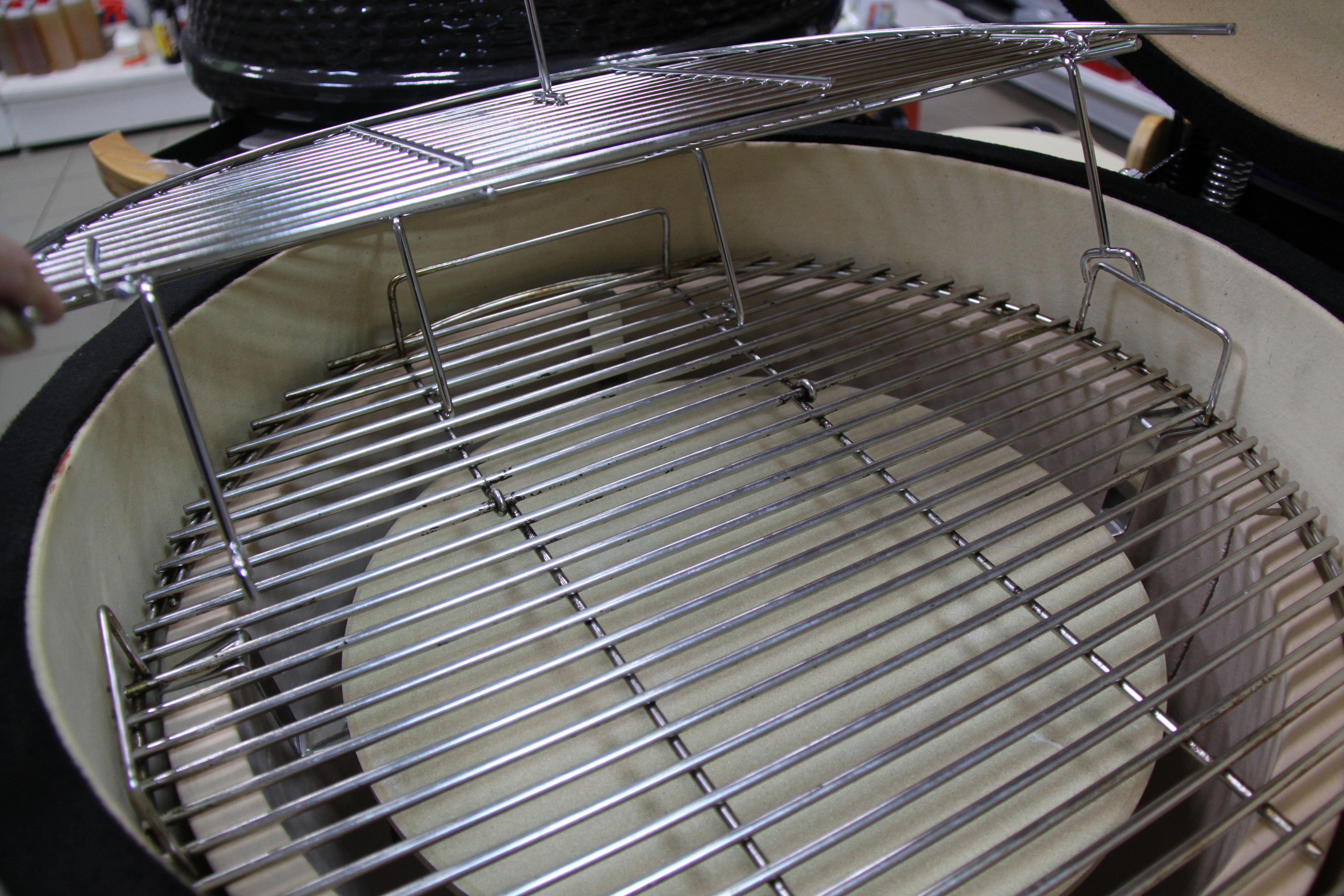 Керамический отсекатель жара для гриля