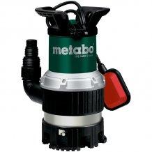 Погружной насос для полугрязной воды Metabo TPS 14000 S Combi