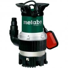 Погружной насос для полугрязной воды Metabo TPS 16000 S Combi