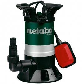 Погружной насос для грязной воды Metabo PS 7500 S (250750000)