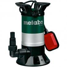 Погружной насос для грязной воды Metabo PS 15000 S
