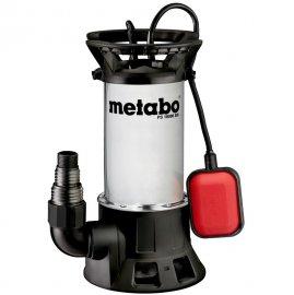Погружной насос для грязной воды Metabo PS 18000 SN (251800000)