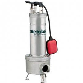 Погружной насос для грязной воды Metabo SP 28-50 S Inoх (604114000)