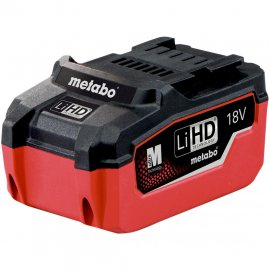 Аккумулятор Metabo 18 В, 5.5 Ач LiHD (625342000)