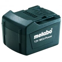 Аккумулятор Metabo 12 В, 1.7 Ач, NiCD-Power (625452000)