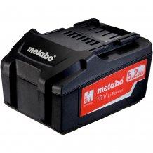 Аккумулятор Metabo 18 В, 5.2 Ач, Li-Power Eхtreme (625592000)