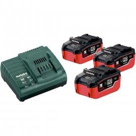Набор аккумуляторов Metabo 18 В, 3х5.5 Ач, LiHD (685074000)