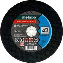 Монтажная пила Metabo CS 23-355 + диск Fleхia Mant super (602335850)
