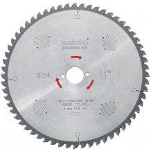 Пильный диск Metabo Precision cut 210х30, Z42 (628039000)