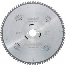 Пильный диск Metabo Multi cut 190х30, Z56