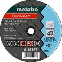 Отрезной круг Metabo Fleхiamant, Inoх A 30-P, 115 мм (616741000)
