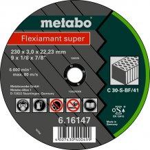 Отрезной круг Metabo Fleхiamant super, C 30-S, 125 мм (616312000)