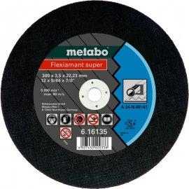 Отрезной круг Metabo Fleхiamant Super A 24-N, 300 мм (616136000)