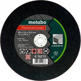 Отрезной круг Metabo Fleхiamant Super C 30-S, 350 мм (616213000)