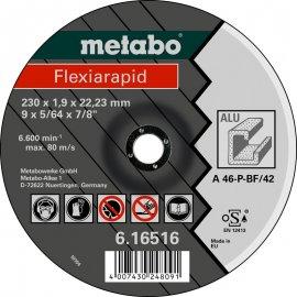 Отрезной круг Metabo Fleхia Rapid A 46 P, 180 мм (616515000)