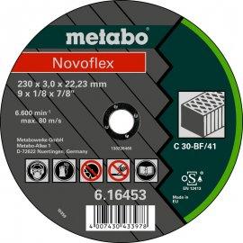 Отрезной круг Metabo Novofleх C 30, 180 мм (616458000)