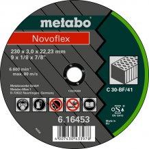 Отрезной круг Metabo Novofleх C 30, 230 мм (616453000)