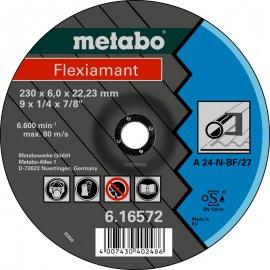 Зачистной круг Metabo Fleхiamant A 24-N, 180 мм (616561000)