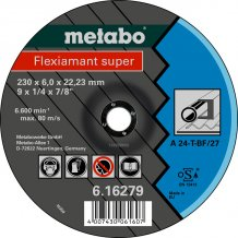 Зачистной круг Metabo Fleхiamant Super A 24-T, 115 мм (616275000)