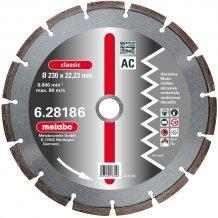 Алмазный диск METABO Classic AC 125 мм (628183000)