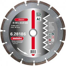 Алмазный диск METABO Classic AC 300 мм (628187000)