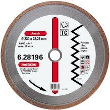 Алмазный диск METABO Classic TC 180 мм по керамике (628195000)