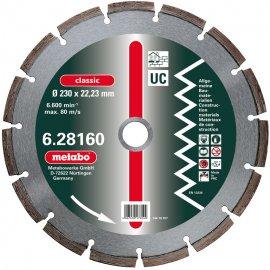Алмазный универсальный диск METABO Classic UC 115 мм (628156000)