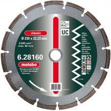 Алмазный универсальный диск METABO Classic UC 230 мм (628160000)