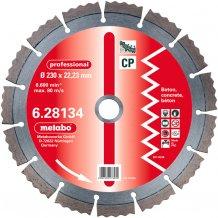 Алмазный диск METABO Professional CP 230 мм по бетону (628134000)