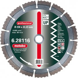 Алмазный универсальный диск METABO Professional UP 400 мм (628123000)