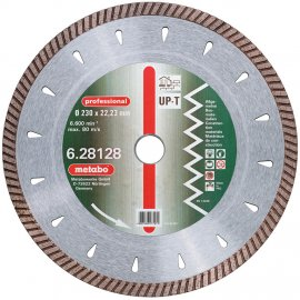Алмазный универсальный диск METABO Professional UP-T Turbo 115 мм (628124000)