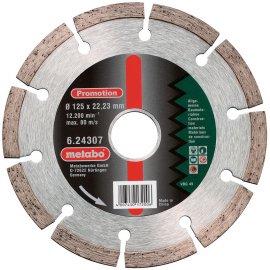 Алмазный диск METABO Promotion SP 125 мм по керамике (624307000)