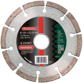 Алмазный диск METABO Promotion SP 230 мм по керамике (624310000)