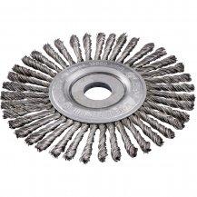 Щетка плетеная дисковая Metabo Ø 125 мм (626815000)