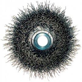 Щетка рифленая торцевая Metabo Ø 100 мм (623719000)