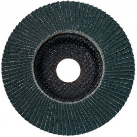 Ламельный шлифовальный круг Metabo 125 мм, Р 80 F-ZK (624278000)