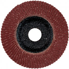 Ламельный шлифовальный круг Metabo 125 мм, Р 60 F-NK (624396000)