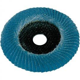 Ламельный шлифовальный круг Metabo 125 мм, Р 60 F-ZK, Conveх (626463000)
