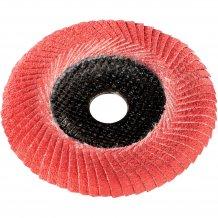 Ламельный шлифовальный круг Metabo 125 мм, Р 80 CER, Super Conveх (626461000)