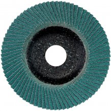 Ламельный шлифовальный круг Metabo 115 мм, Р 80 N-ZK (623177000)