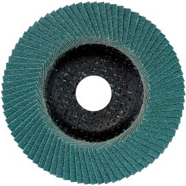 Ламельный шлифовальный круг Metabo 125 мм, Р 40 N-ZK (623195000)