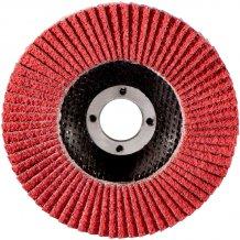 Ламельный шлифовальный круг Metabo 125 мм, Р 40 FS-CER (626169000)