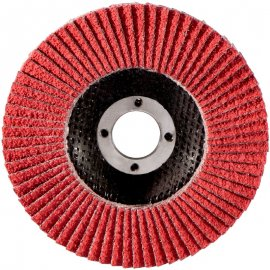 Ламельный шлифовальный круг Metabo 125 мм, Р 60 FS-CER (626170000)