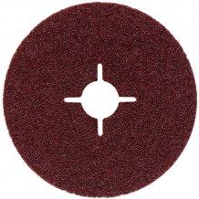 Фибровый круг Metabo 115 мм Р 150, NK (624142000)