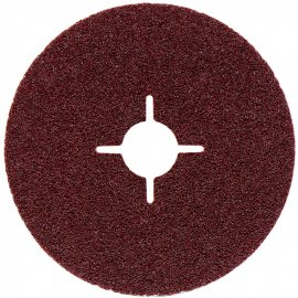 Фибровый круг Metabo 115 мм Р 80, NK (624139000)
