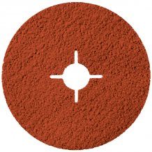 Фибровый круг Metabo 115 мм Р 24, CER (626150000)